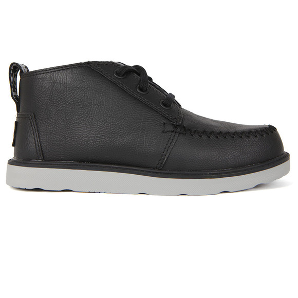 Toms Boys Black Chukka Boot main image