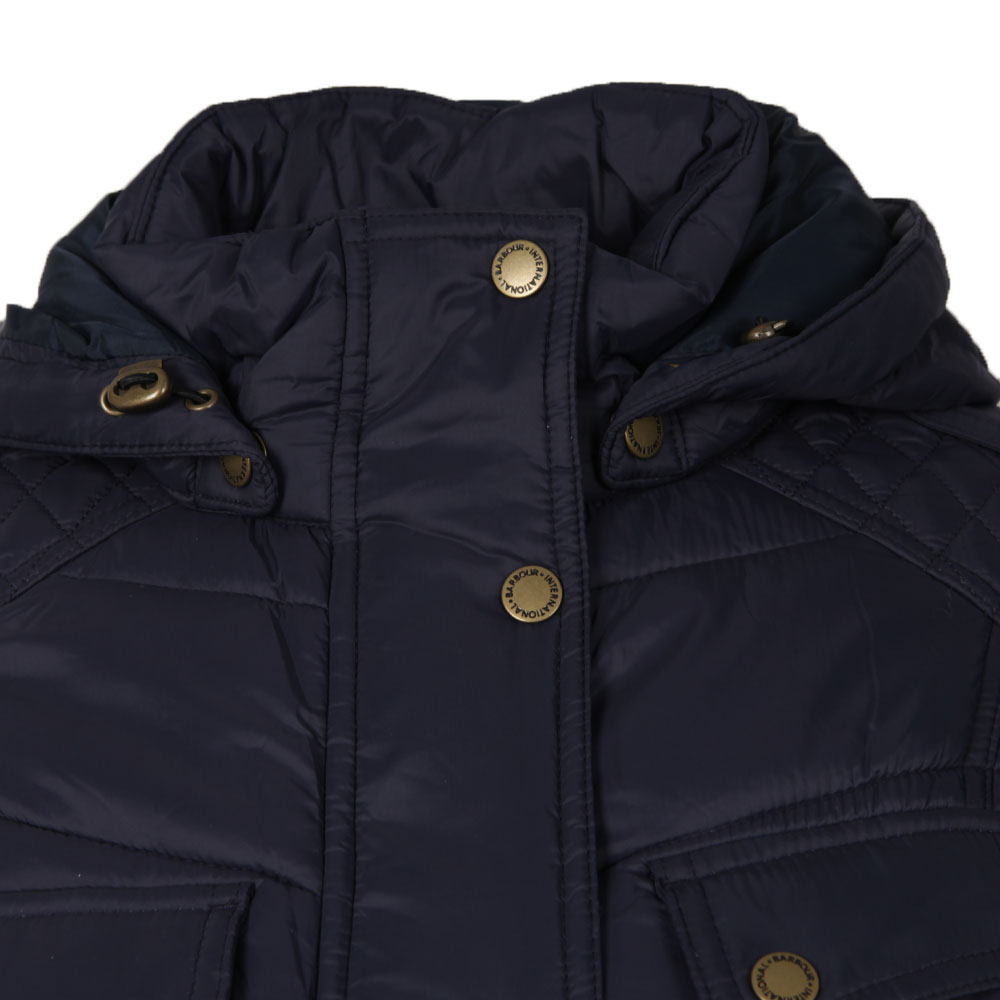Circlip Quilted Jacket main image