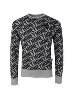 All Over Repeat Crew Sweat