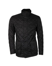 Barbour International Mens Black Windshield Jacket