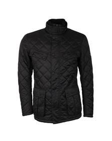Barbour International Mens Black Windshield Jacket
