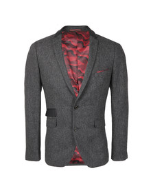 Luke Mens Grey Soeron 2  Blazer