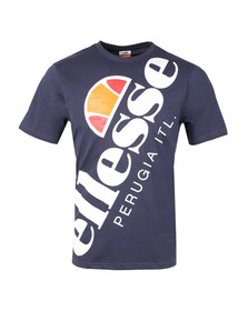 Ellesse Mens Blue Bettona T Shirt