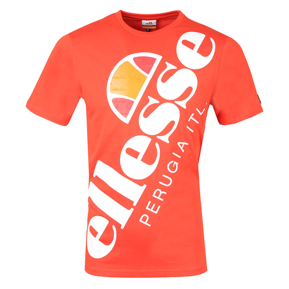 Ellesse Mens Red Bettona T Shirt main image