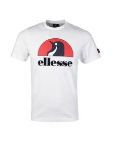 Ellesse Penguin Mens White Humboldt T Shirt