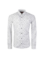 Ero3 Patterned Shirt