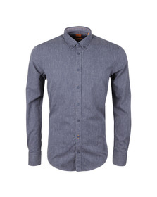 Boss Orange Mens Blue Edipoe Shirt