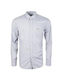 Lacoste Mens Blue CH9891 L/S Shirt