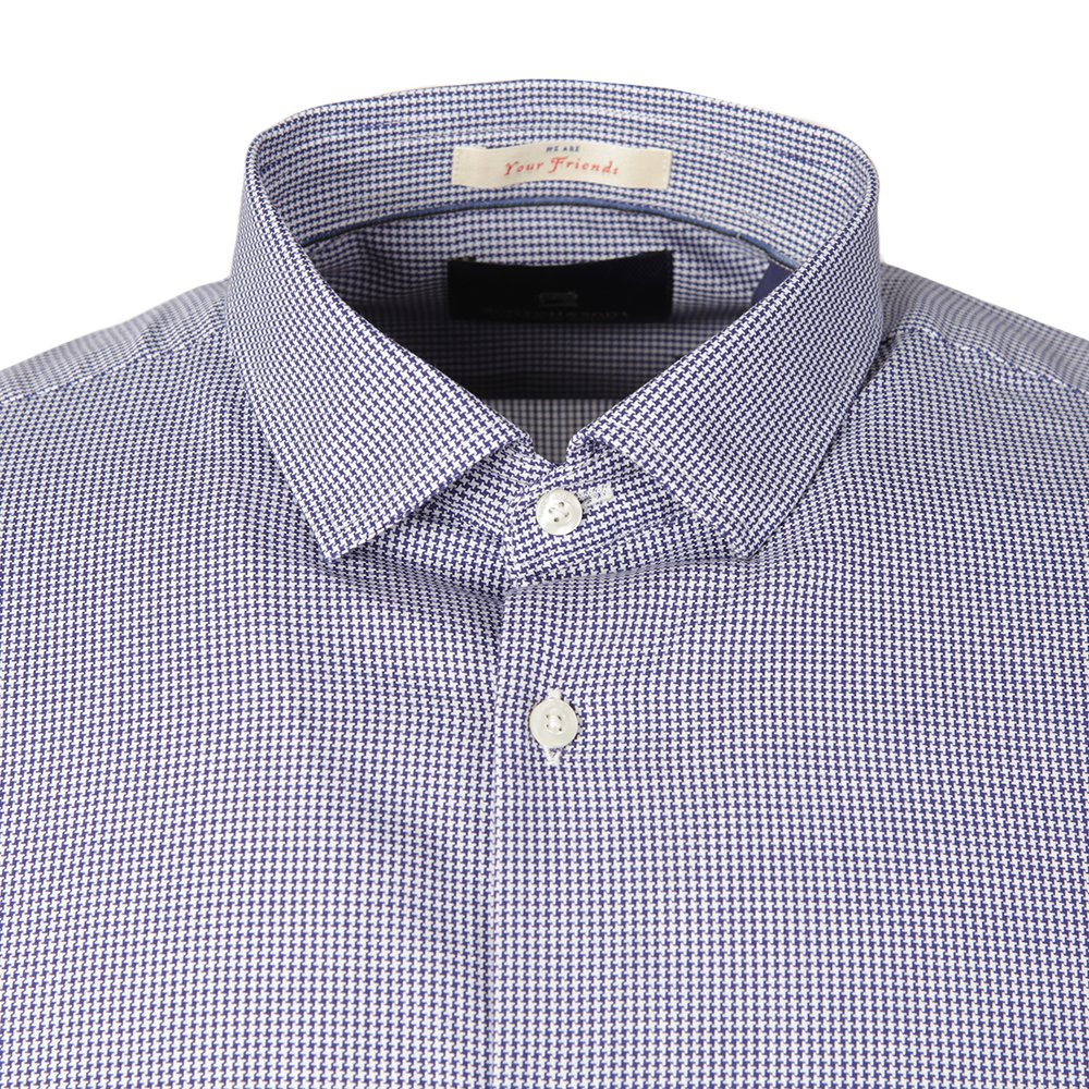 Patterned Dress Shirt main image