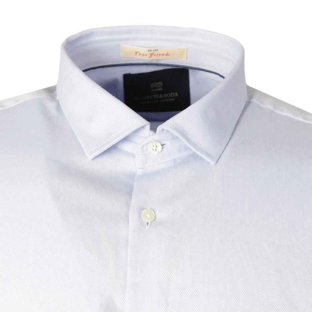 Patterned Dress Shirt main image