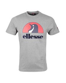 Ellesse Penguin Mens Grey Humboldt T Shirt