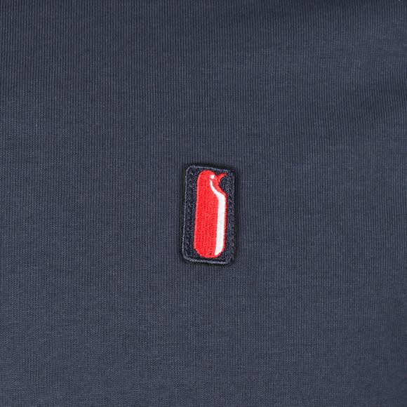Ellesse Penguin Mens Blue Ettore Long Sleeve T Shirt main image
