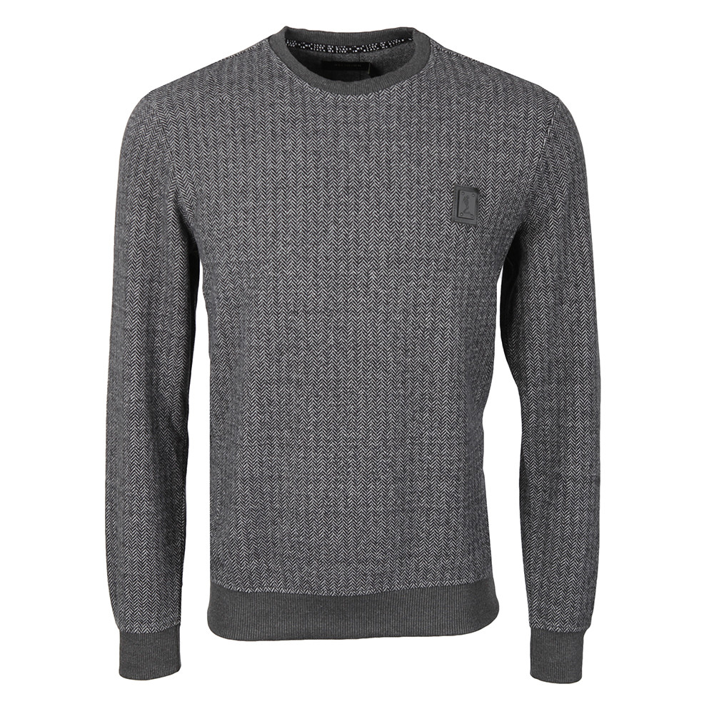 Hazard Herringbone Sweatshirt main image