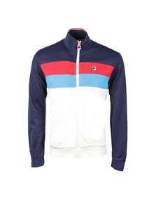 Fila Mens Off-white Lizzano Track Jacket