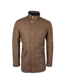 Barbour Sporting  Mens Green Wimberel Wool Jacket