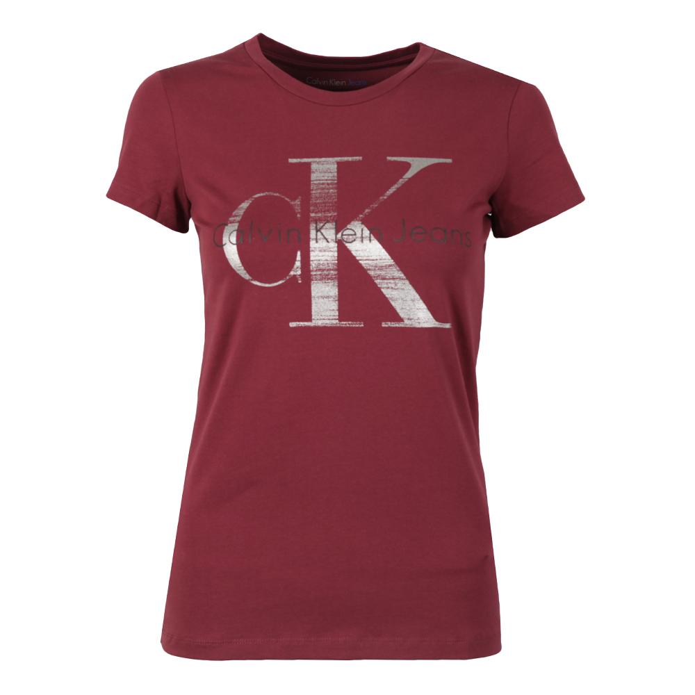 Shimmer Logo T Shirt main image