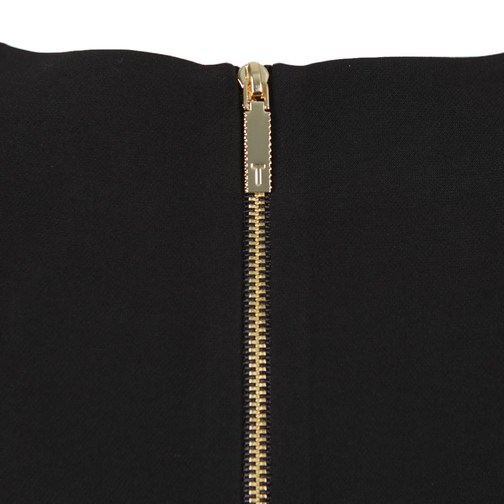 Emorly Side Bow Long Sleeve Dress main image