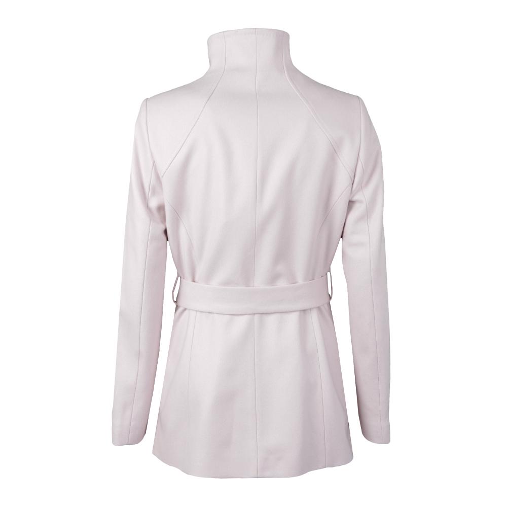 ee7ffe7e Ted Baker Elethea Short Wrap Collar Coat | Masdings