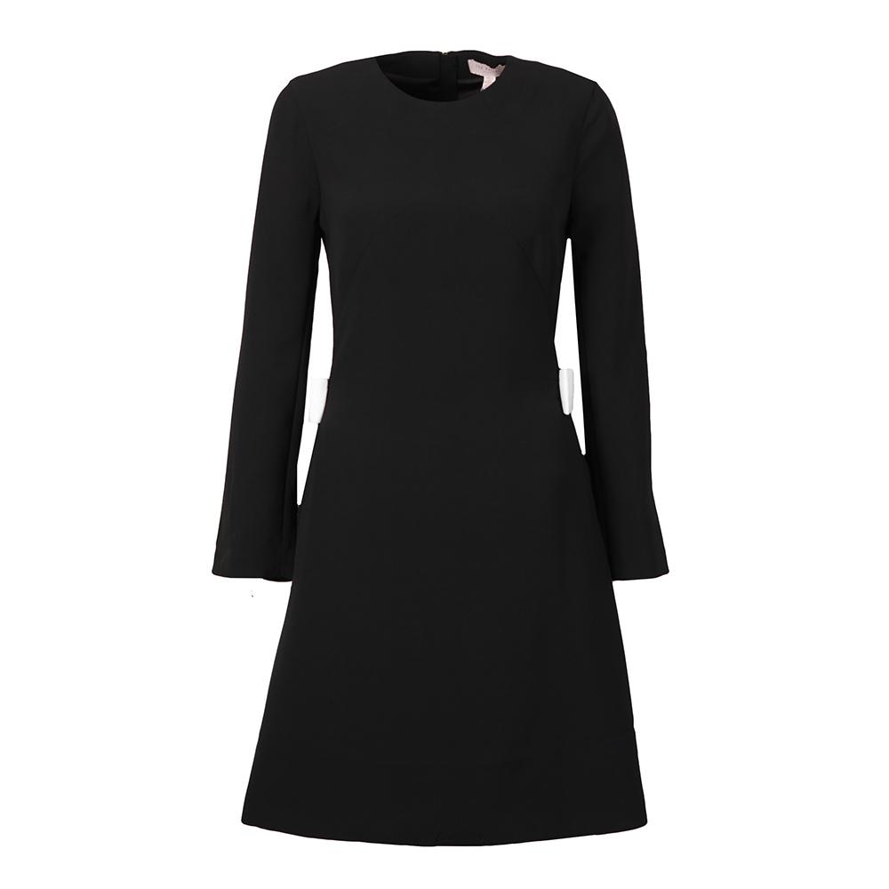 620ccfa8c Ted Baker Black Dress White Bow – Little Black Dress