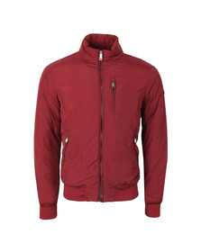 Armani Jeans Mens Red 6X6B69 Blouson Jacket