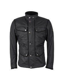 Matchless Mens Blue Kensington Wax Jacket