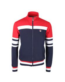 Fila Mens Blue Courto Track Jacket