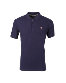 Fila Mens Blue Cranze 2 Polo Shirt