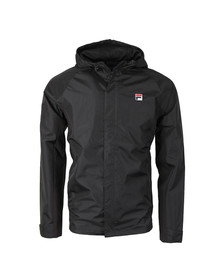 Fila Mens Black Tivo Jacket