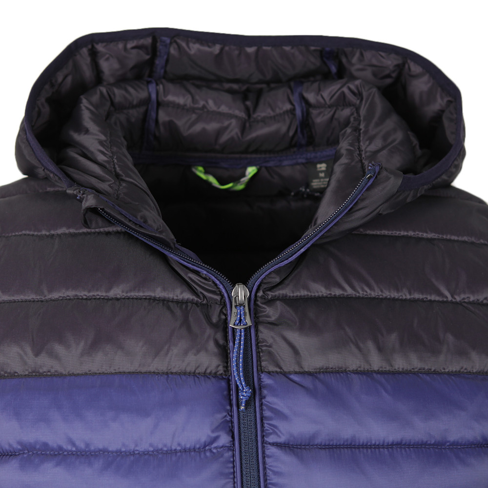 Quilted Hooded Bodywarmer main image
