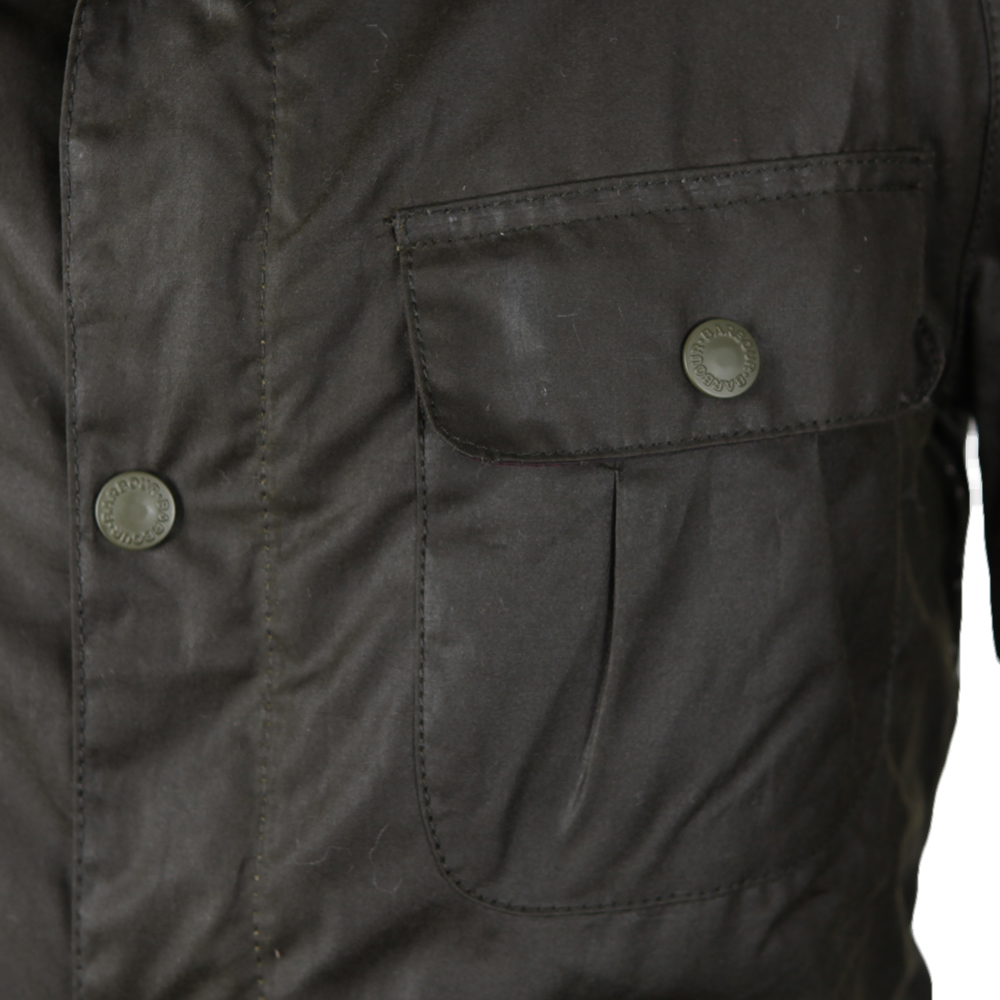 Brindle Wax Jacket main image