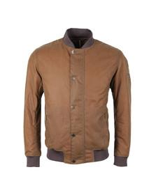 Barbour Steve McQueen Mens Brown Wax Beech Jacket