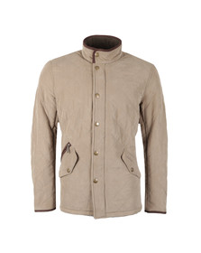 Barbour Countrywear Mens Beige Bowden Quilt