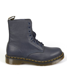 Dr Martens Womens Blue Pascal Boot