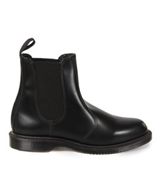 Dr Martens Womens Black Flora Boot