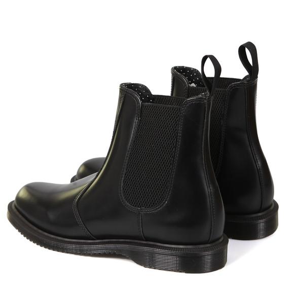 Dr. Martens Womens Black Flora Boot main image