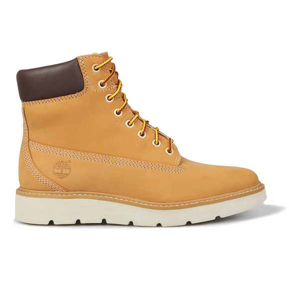 Timberland Womens Beige Kenniston 6 Inch Lace up Boot main image