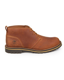 Timberland Mens Brown Grantly Chucka Boot