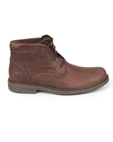 CAT Mens Brown Brock Boot