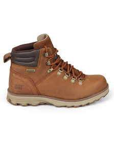 CAT Mens Brown Sire Boot