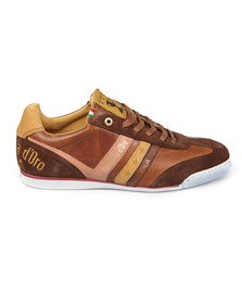 Pantofola d'Oro Mens Brown Vasta Trainer
