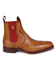 Jeffery West Mens Brown Dexter Novikov Boot