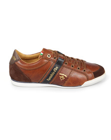Pantofola d'Oro Mens Brown Savio Romagna Trainer