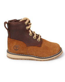 Timberland Boys Brown Newmarket Boot