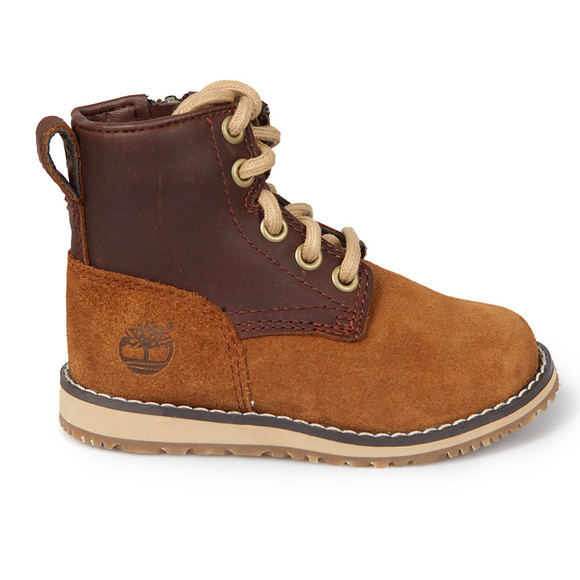 Timberland Boys Brown Newmarket Boot main image