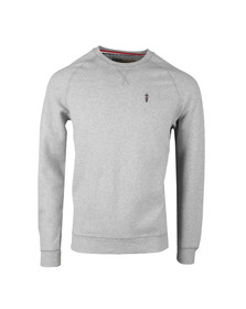 Barbour Steve McQueen Mens Grey Sweat