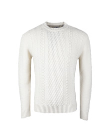 Edwin Mens Off-white United Sweater
