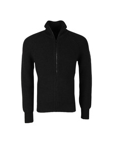 Belstaff Mens Grey Harleston Zip Cardigan