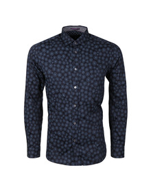 Ted Baker Mens Blue L/S Dandelion Shirt