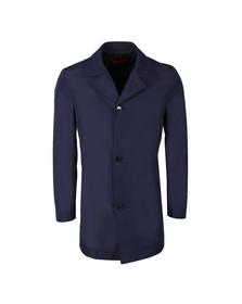 Hugo Mens Blue Dais Coat