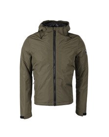 Henri Lloyd Mens Green Keel Jacket